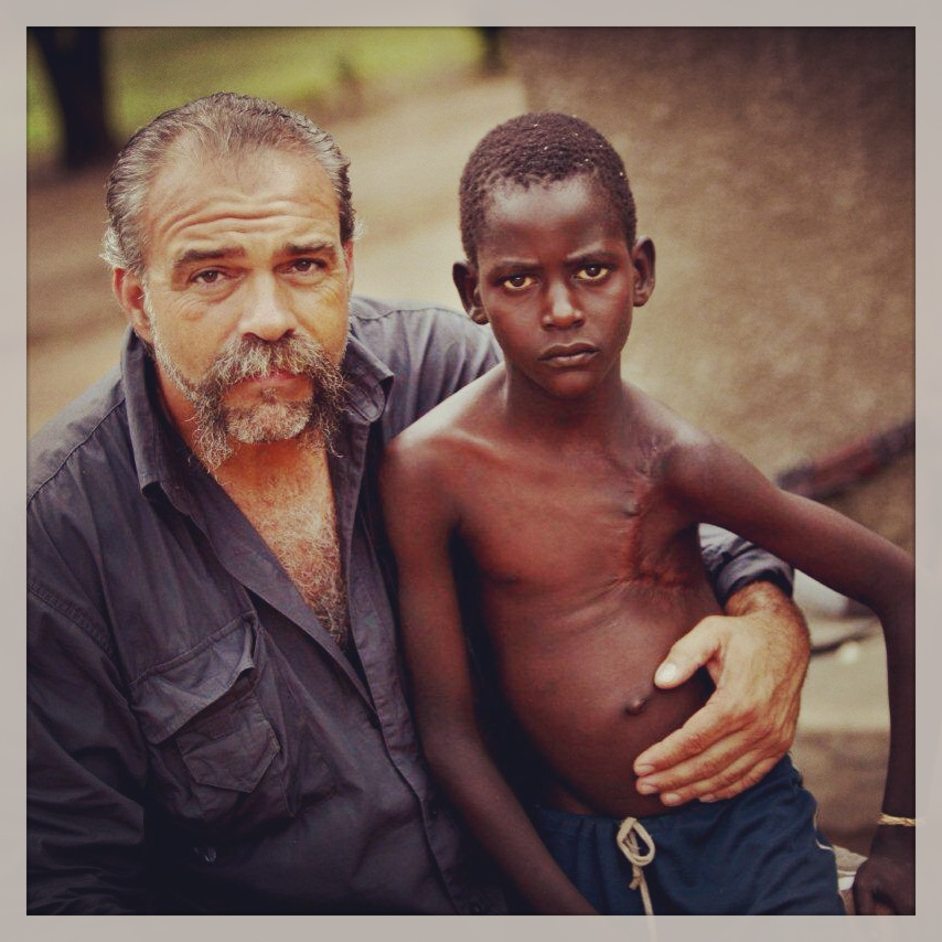 Sam Childers a.k.a. The Machine Gun Preacher