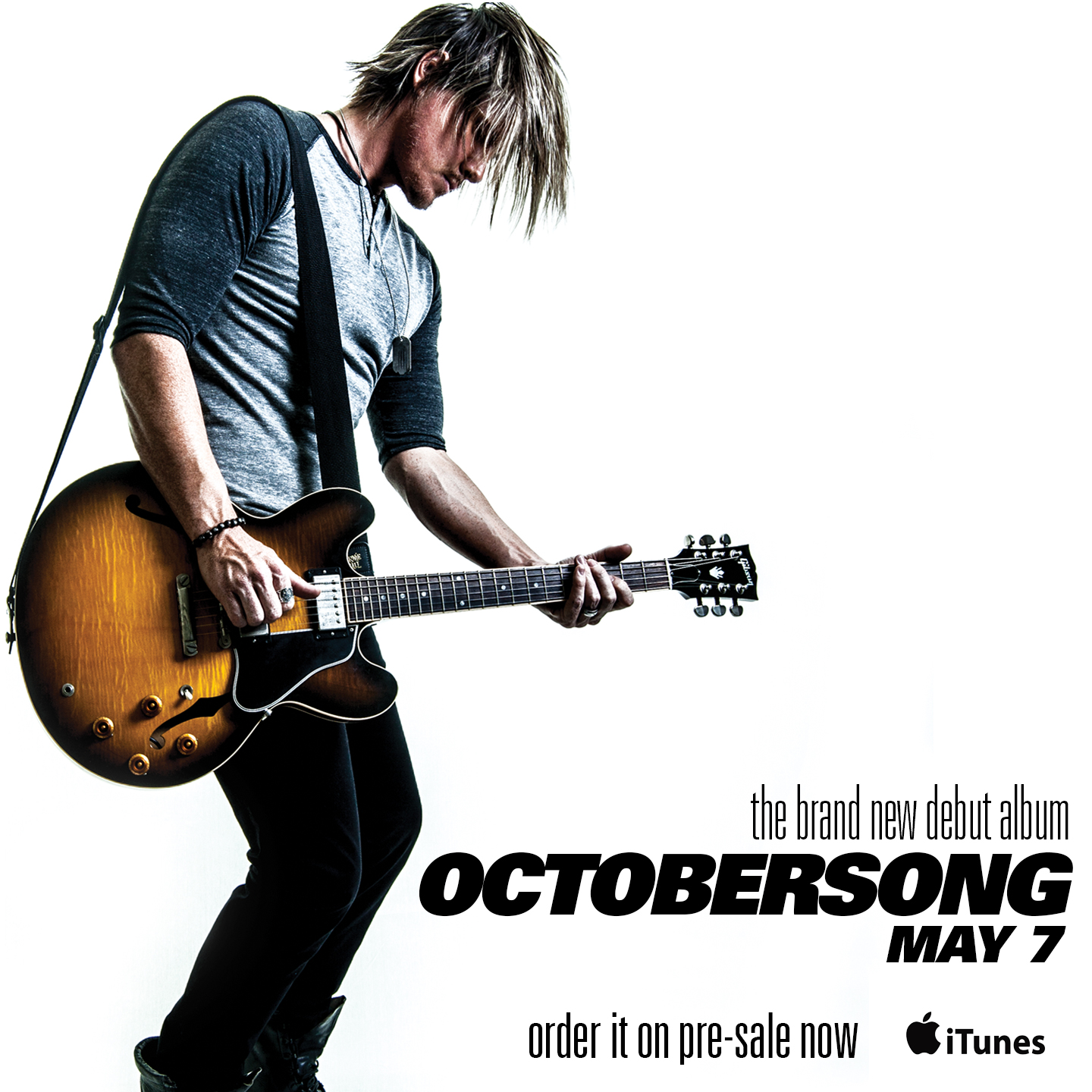 Octobersong now on pre-sale at iTunes