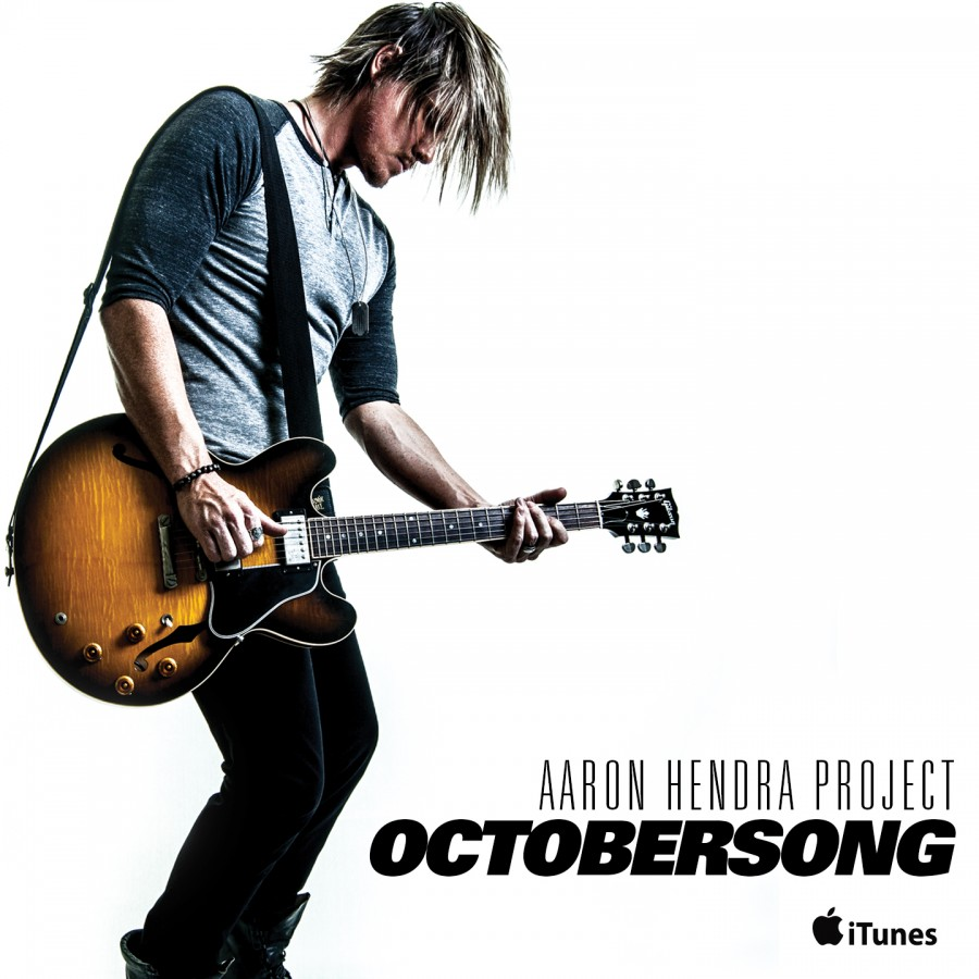Octobersong by Aaron Hendra